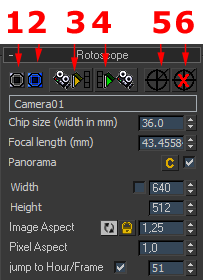 Rotoscope Functions