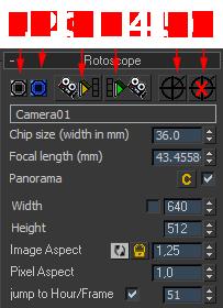Rotoscope Functions