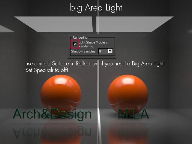 Big Aera Light