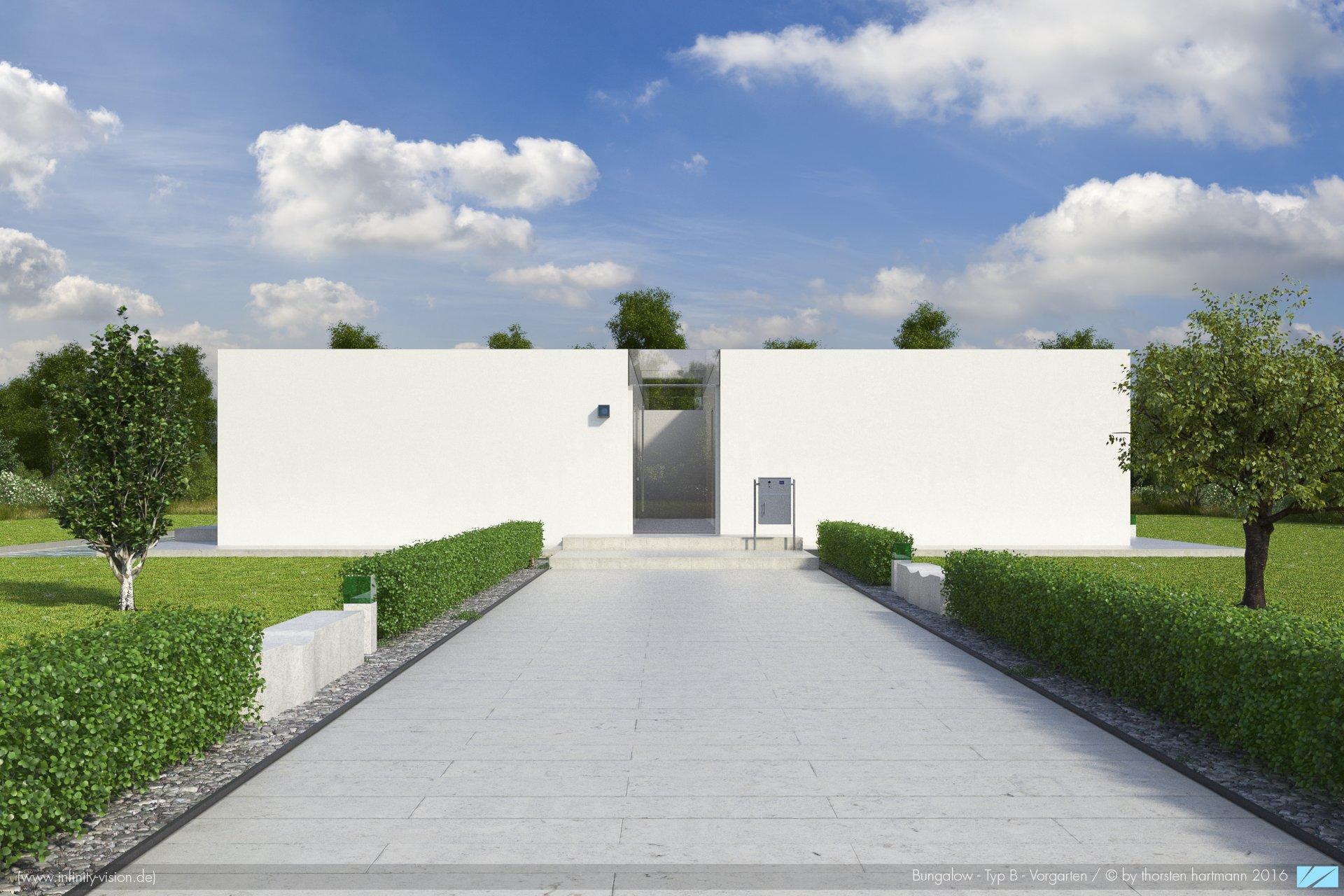 Bauhaus Garden