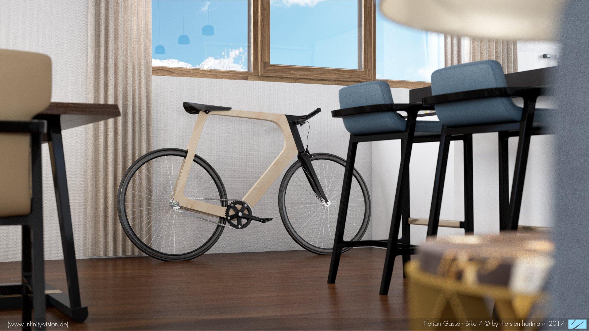 Florian Gasse / Bike