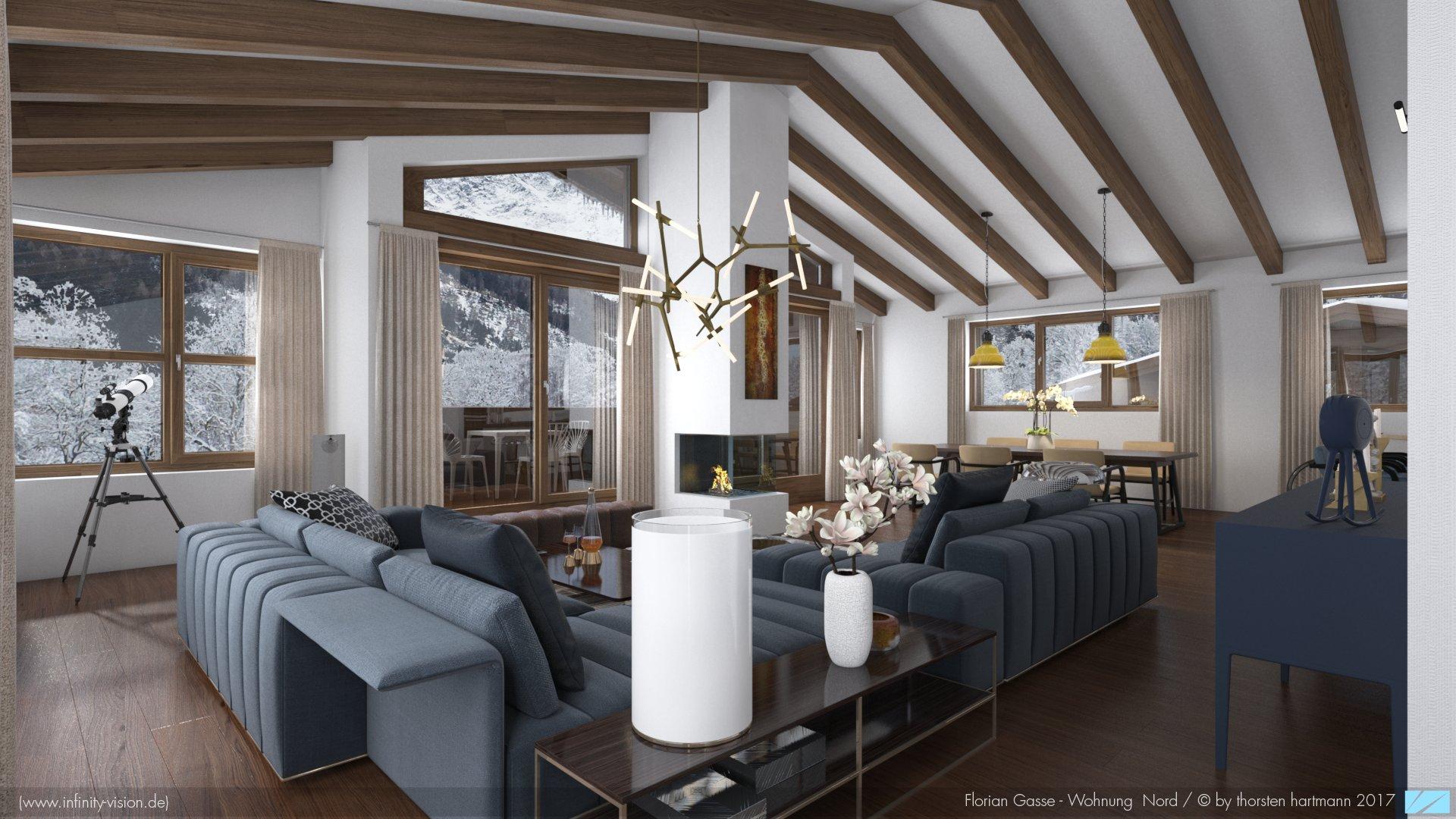 Florian Gasse / Wohnung