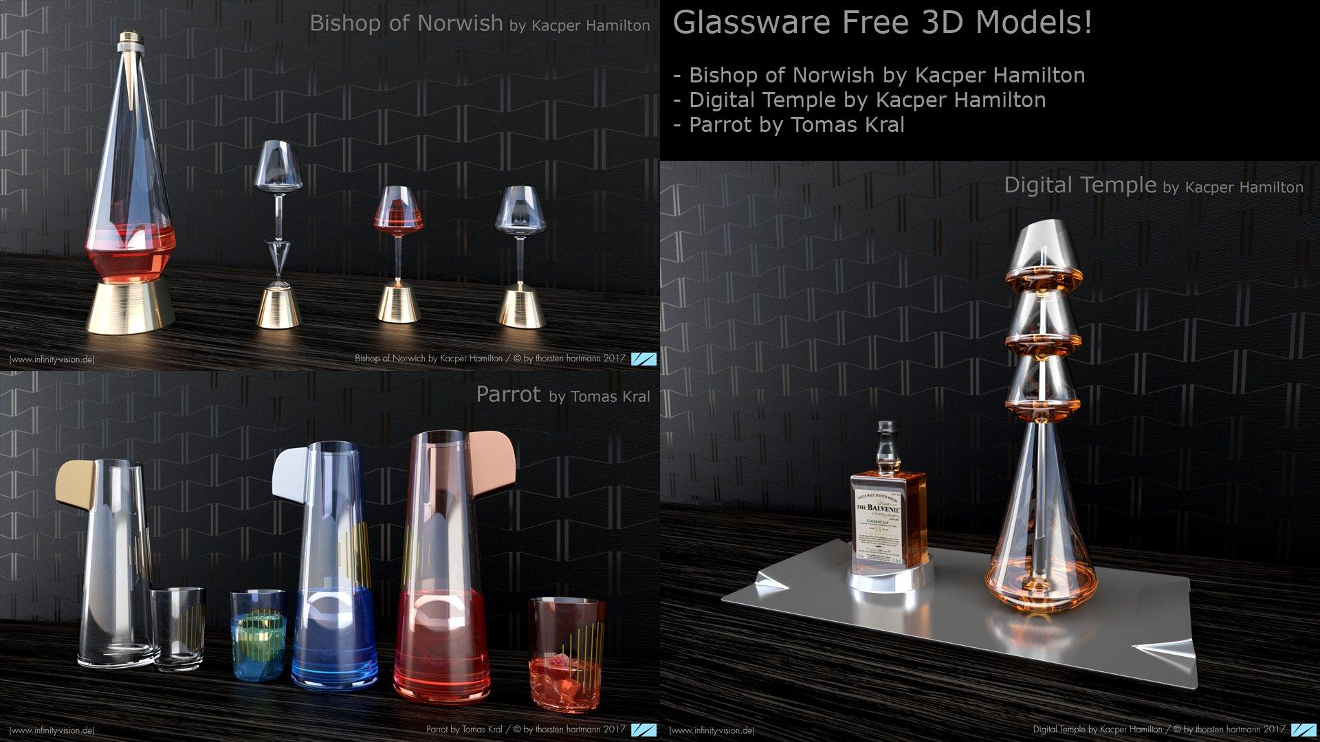 free_Glassware