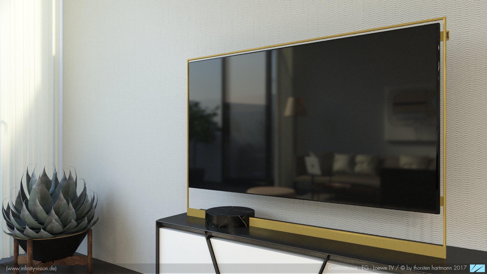Gustavstrasse / Loewe TV