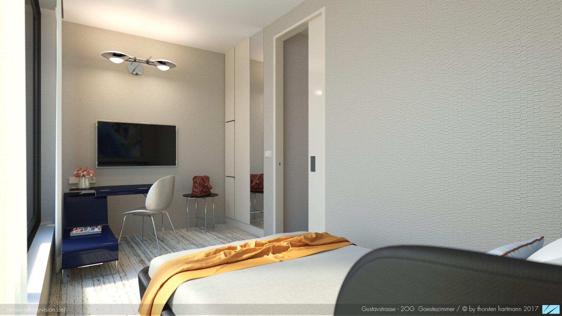 Gustavstrasse / Guest room